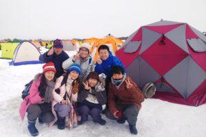 札幌ワカサギ釣りツアー
